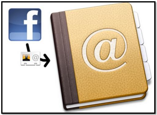 how to search friends on facebook by email