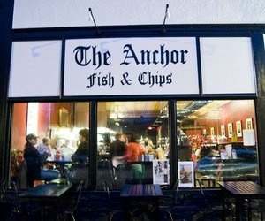 Anchor Fish And Chips