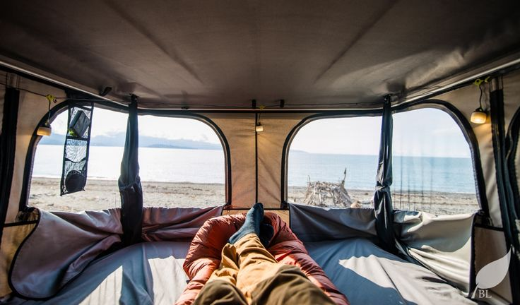 ROOFTOP TENT LIVING                                                                                                                                                                                 More