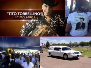 Fotos Y Video: Funeral Y Despedida De Cuerpo De Tito Torbellino  #titotorbellino #titotorbellinoporsiempre #titotorbellinoallwaysalive #titoysutorbellino #mexico #mexican #mexicanmusic #mexicanmonday #Noticias #Norteno #banda #larryhernandez #espinozapaz #Musica #Latino #latinocelebrity