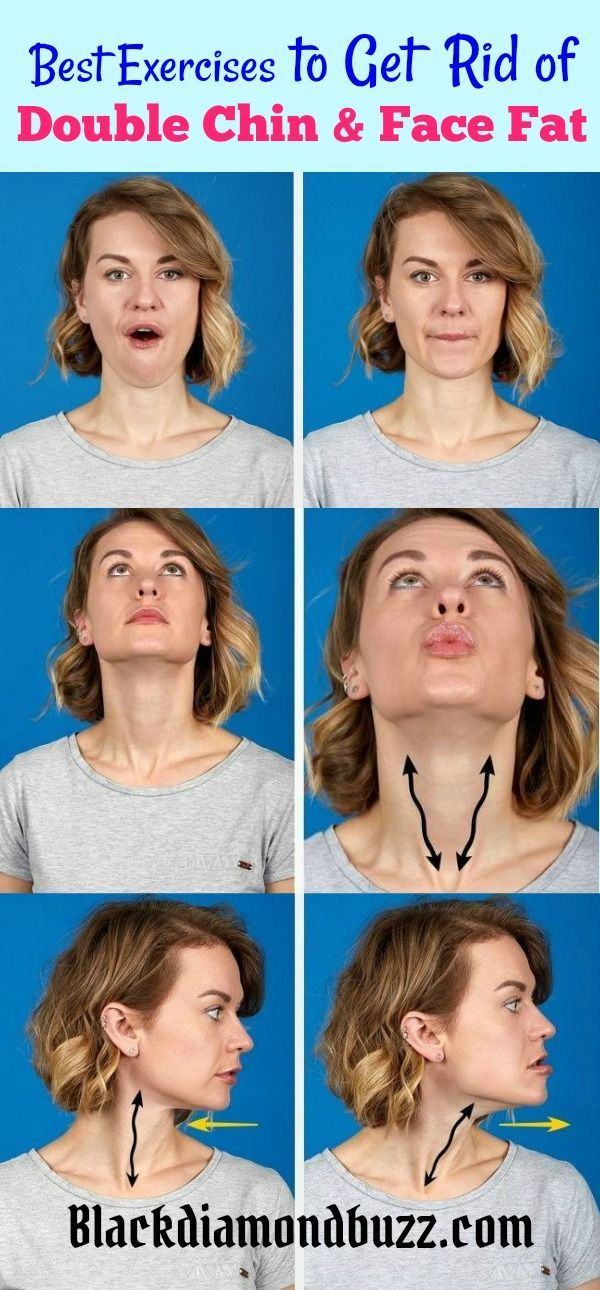 How To Get Rid Of Double Chin And Chubby Cheeks Fast Try These Best Exercises And Home Remedies To Lose Fat On The Face