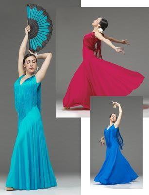FL-891 Maria Flamenco Dress $125.00