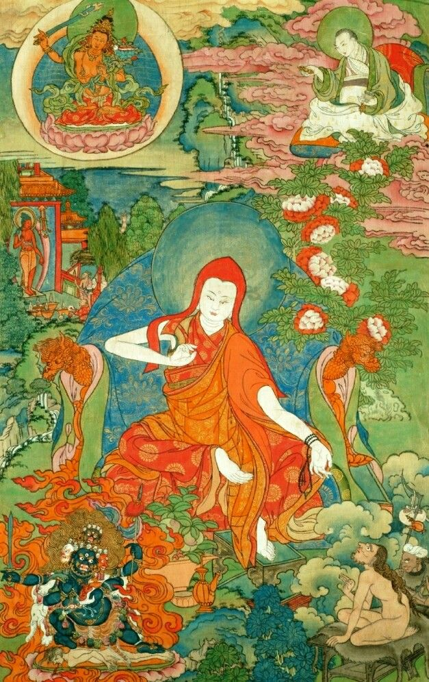 The person who meditates without first studying is like an armless rock climber.  -- Sakya Pandita
