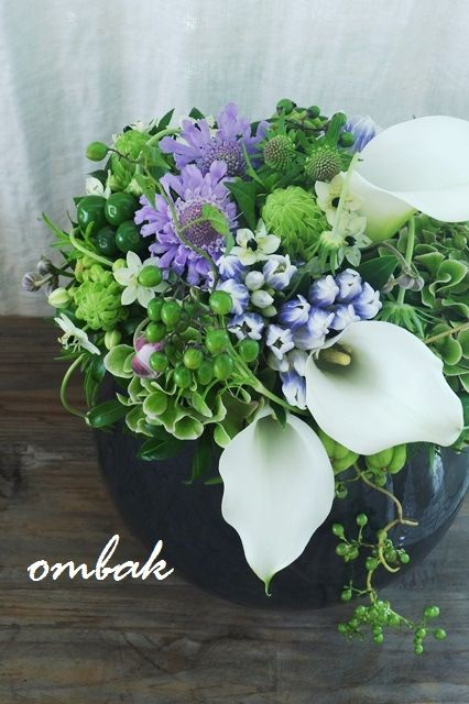 flower arragement | ombak                                                                                                                                                                                 もっと見る