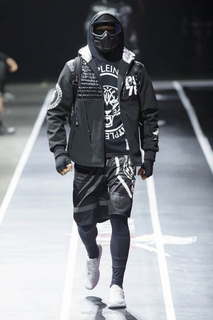 Plein Sport Fall-Winter 2017 – Milan Fashion Week