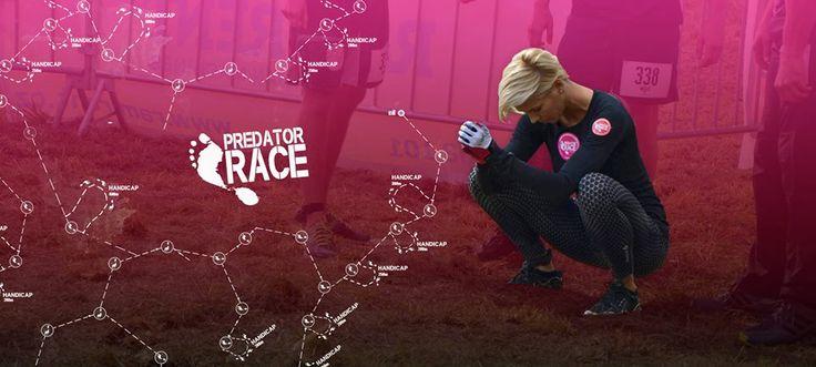 PREDATOR RACE  Extrémní překážkový běžecký závod BRUTAL 10KM+ 25 PŘEKÁŽEK + OBORA  26.4.2015