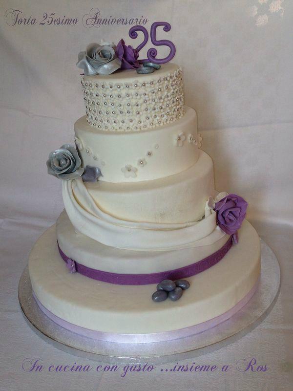 ...Per un'occasione speciale, il tuo anniversario!  25esimo anniversario di matrimonio in #pdz