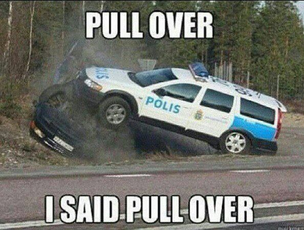 Funny Police Car Funny Pinterest Cars We And The O Jays
