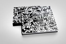If you love animals, this book is for you!! The Creative Pet Project is an initiative drawing artists together to use their art to help known animal charities protect the planet!