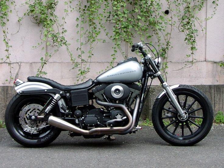 """fast-iron: """" Harley-Davidson Dyna Superglide Sport Bobber """""""