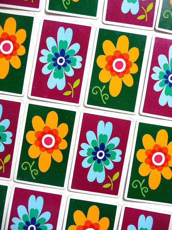 Vintage Fournier Playing Cards Made in Spain
