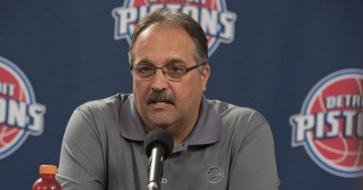 Pistons coach Stan Van Gundy goes into Donald Trump tirade: 'The guy is openly and brazenly racist'