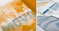 VCU School of Nursing Annual Report — Designspiration