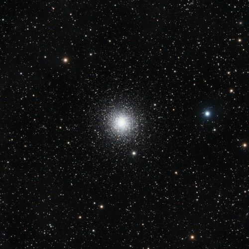 Messier 15   The globular cluster M 15 lies about 36,000... - http://astronomy.abafu.net/astronomy/messier-15-the-globular-cluster-m-15-lies-about-36000