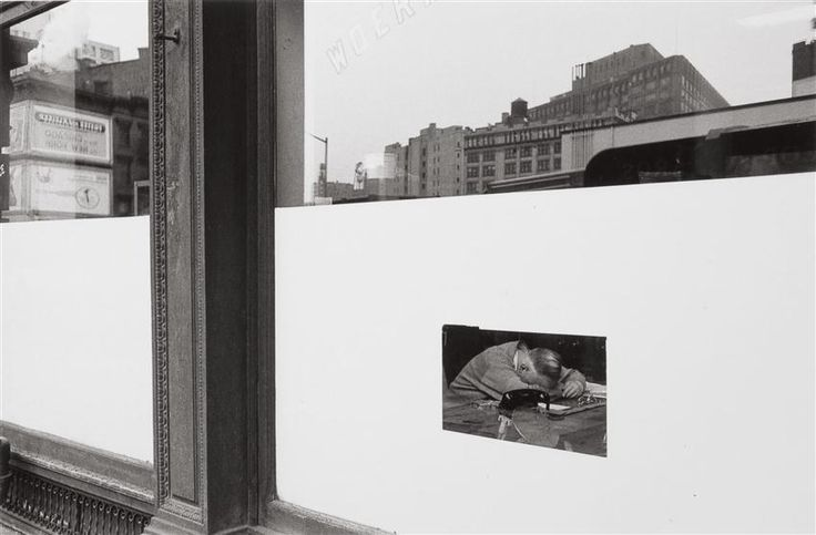 "LEE FRIEDLANDER: ""An Exemplary Modern Photographer (excerpt)"" (1975) - ASX 