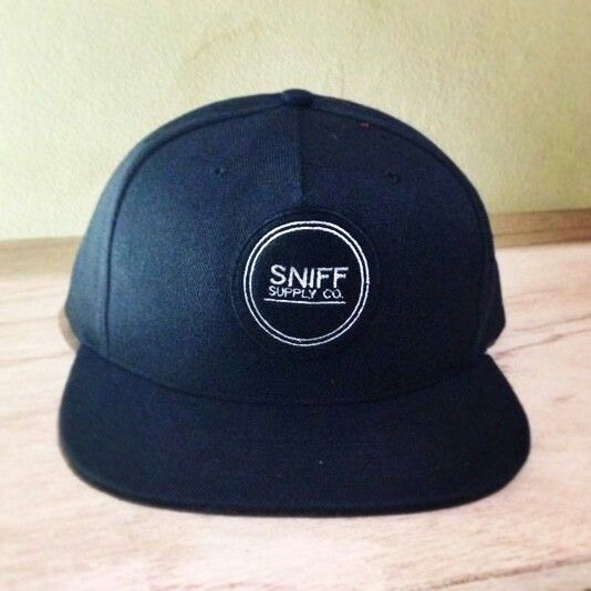 """SNIFF """"CIRCLE"""" snapback  Idr. 98k   for order online text us/whatsapp: +628814016624   Line: sniffsupply   pin : 3215D5D2  """
