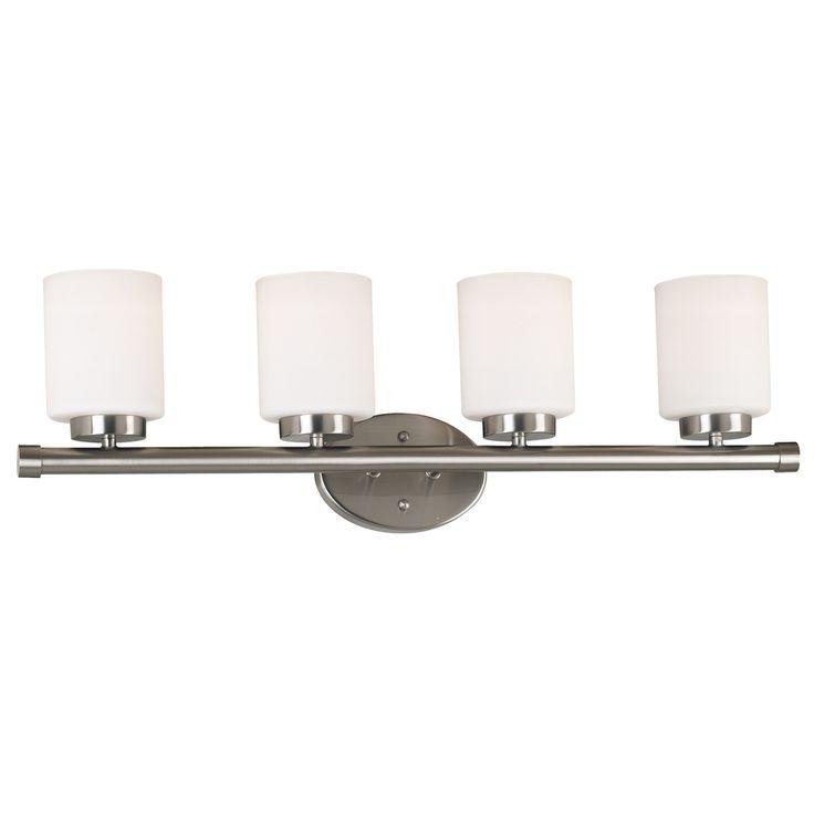 Cupello Four Light Vanity | Overstock.com Shopping   Top Rated Sconces U0026  Vanities