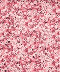 Tissu Liberty Mitsi Valeria rose chez bulledegum.com