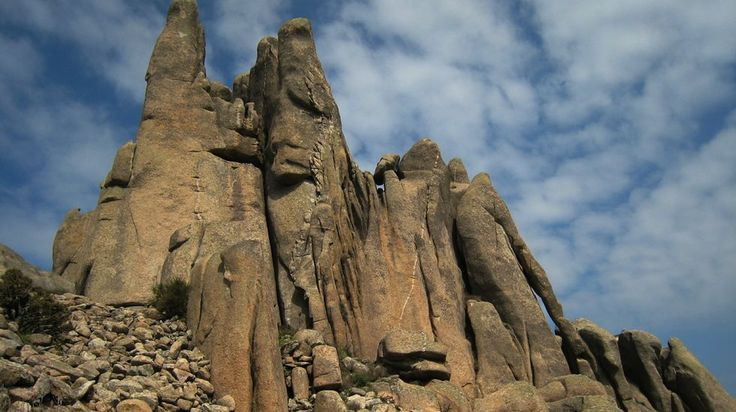 O Pindo, el volcán del que surgió Galicia El Olimpo celta centrará los actos en…