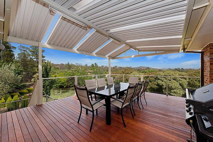 Spanline has a huge range of deck options which are adaptable to suit your specific needs.