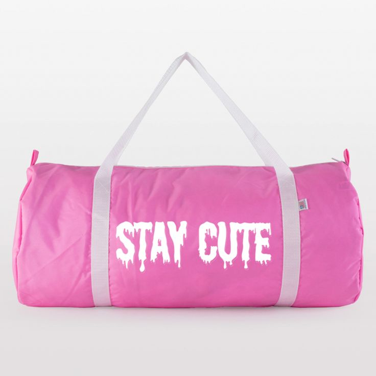 8 best images about gym bags on Pinterest | Pink bags, Bags and ...