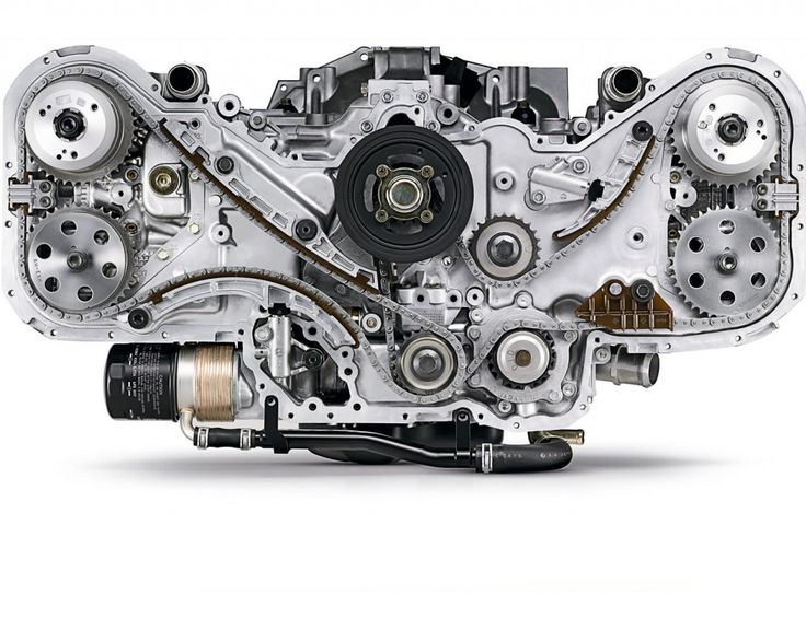 The boxer engine configuration is a remarkable looking mechanical thing, this is an H6 unit from a Subaru and there's just something mesmerising...