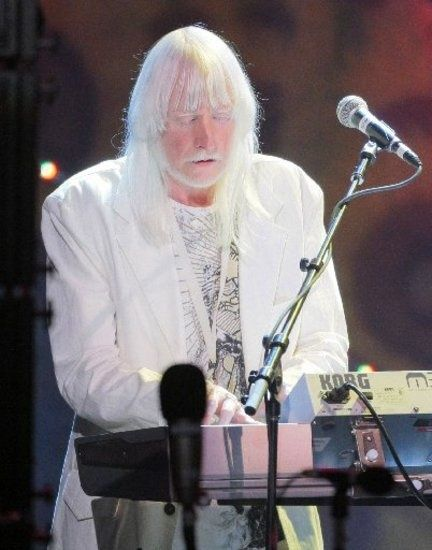 """Edgar Holland Winter was born on December 28, 1946 in Beaumont.   He can play the keyboard, saxophone & drums. He often plays an instrument while singing. His success peaked in the 1970's with his band, The Edgar Winter Group, and their popular songs """"Frankenstein"""" and """"Free Ride"""". Edgar is the younger brother of Johnny, who is also a musician. Edgar & Johnny were both born with albinism. People with this congenital disorder are often referred to as """"Albinos."""""""