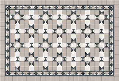 Adelaide Pattern + Border + Infill