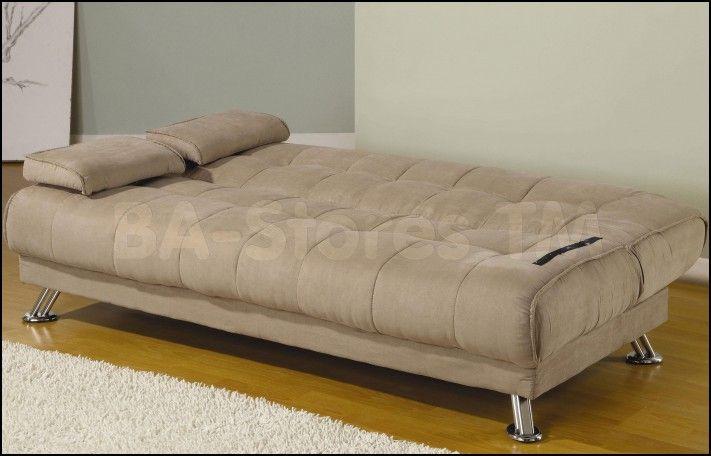 Small Sleeper Sofa with Full Size Mattress