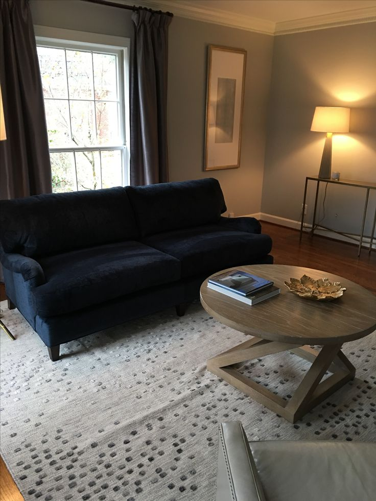 Staging Of A Home With Furniture From Mitchell Gold Bob