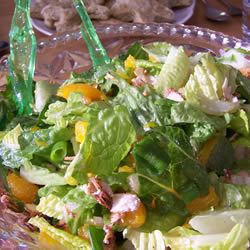 Mandarin Almond Salad Allrecipes.com