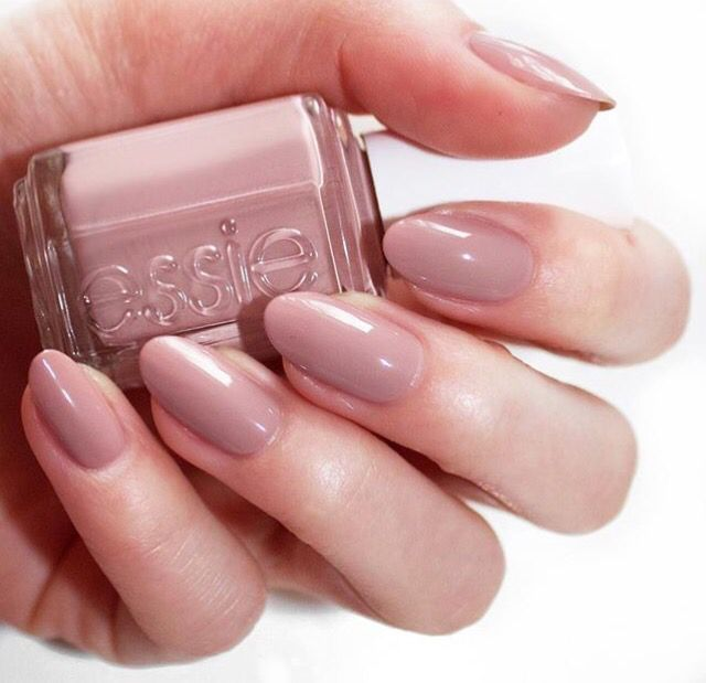 Essie's Ladylike nude for a February favourite!