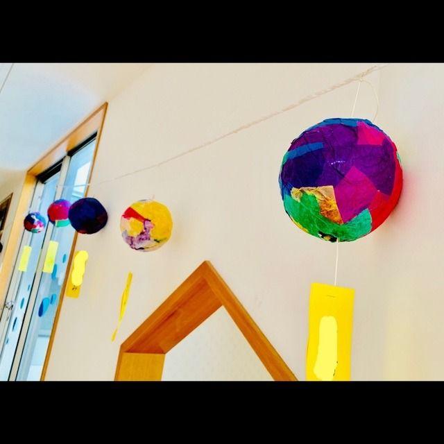 アプリ投稿 風船はりこ 手作りおもちゃ 手作り 風船