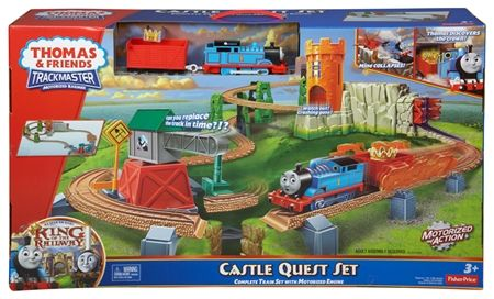 Thomas & Friends TrackMaster Quest for the Crown Playset