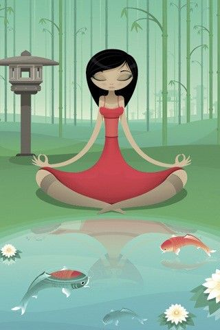 Meditation is the Medication. See benefits of Transcendental Meditation on health here: http://tm-women.org/benefits-body-stress-relief.html