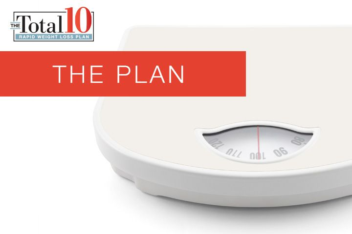 Total 10: Download the Plan: Download the full weight-loss plan here!