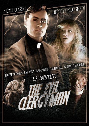 Evil Clergyman DVD 2012 Region 1 US Import NTSC: Amazon.co.uk: David Gale, Jeffrey Combs, Barbara Crampton: Film & TV