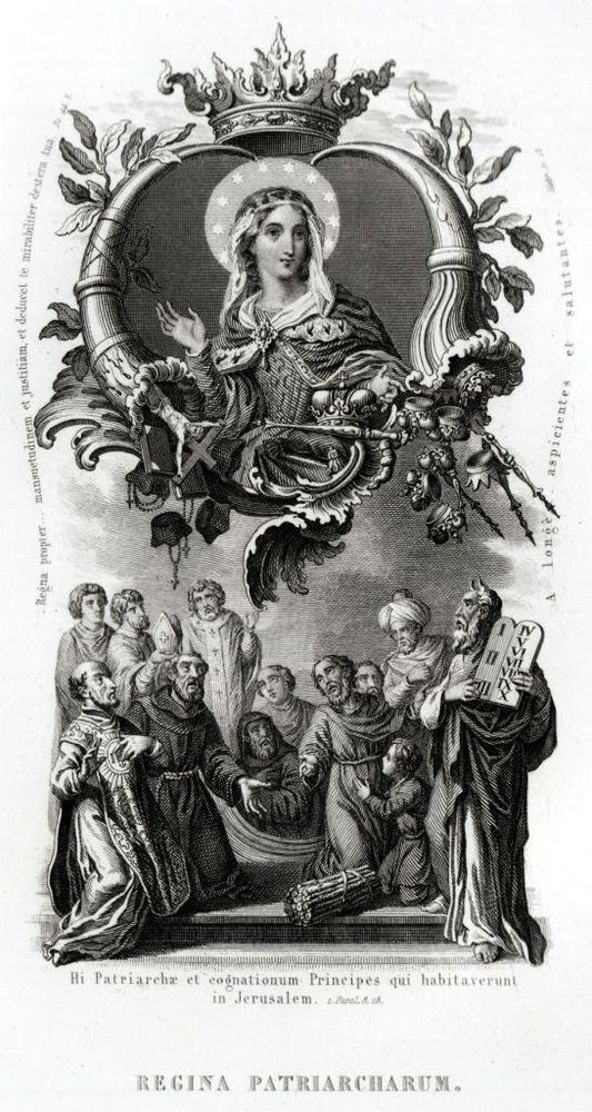 48.LITANIE LAURETANE: SS VERGINE MARIA.MADONNA.Religione.Acciaio.Capolavoro.1850 | Arte e antiquariato, Tecniche incisorie, Acquaforte | eBay!