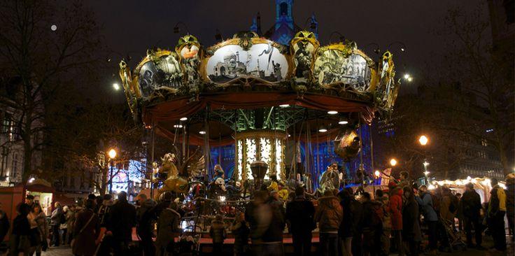 Spending Christmas in Brussels - Escapist Atlas