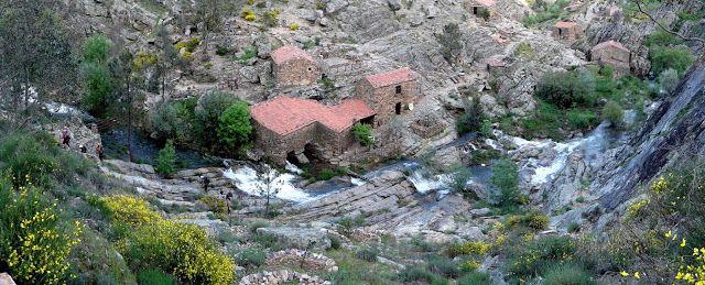 Garganta do Ponsul, Rota dos Fósseis, Penha Garcia