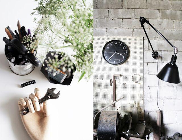 mackapärPhotos, Wood Hands, Industrial Lamps, Lamps Ideas, Blackbird, Mackapär, House, Desks Lamps, Triplex Lamps