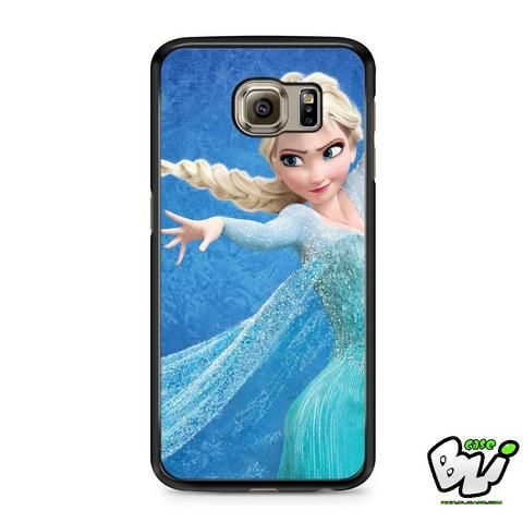 Princess Elsa Frozen Samsung Galaxy S7 Case