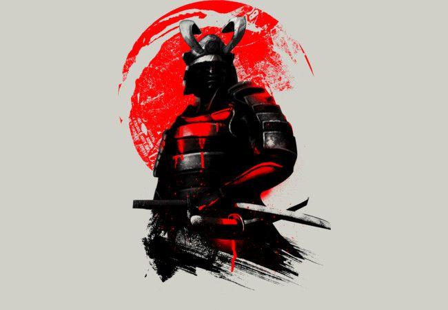Samurai Warrior Artwork