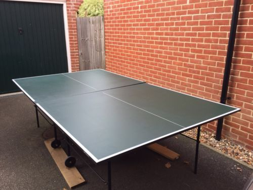 Full size #table #tennis #table (9ft x 5ft),  View more on the LINK: http://www.zeppy.io/product/gb/2/332012060237/