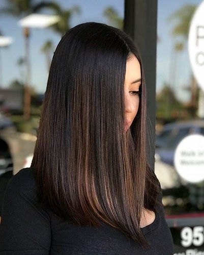 57-long-bob Latest Bob Haircut Ideas for 2019