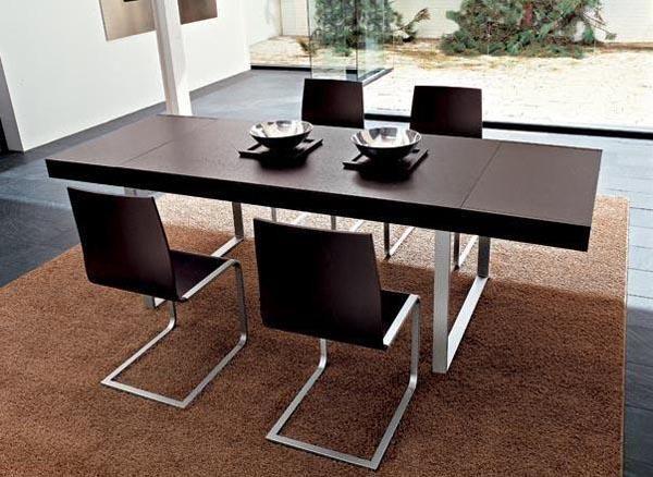 Τραπέζι κουζίνας Flat-metal με ξύλινο καπάκι με προεκτάσεις, δυνατότητα επιλογής απόχρωσης και διάστασης και μεταλλικά πόδια.  https://www.milanode.gr/product/gr/190/%CF%84%CF%81%CE%B1%CF%80%CE%B5%CE%B6%CE%B1%CF%81%CE%AF%CE%B1_flat-metal.html  #τραπεζια #τραπεζι #τραπεζι_κουζινας #επιπλα #επιπλο