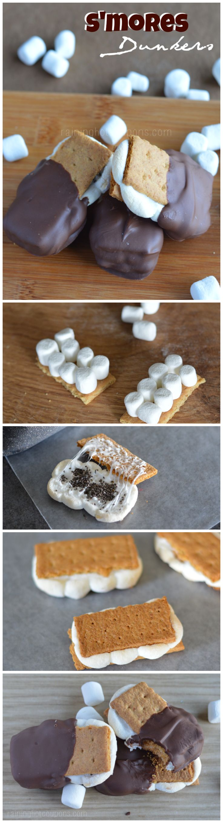 S'mores Dunkers
