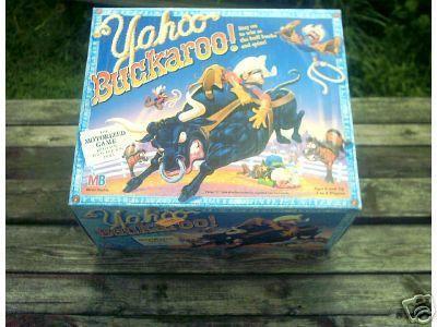 Yahoo Buckaroo!