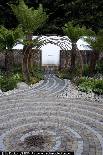 John Everiss Design at RHS Flower Show at Tatton Park