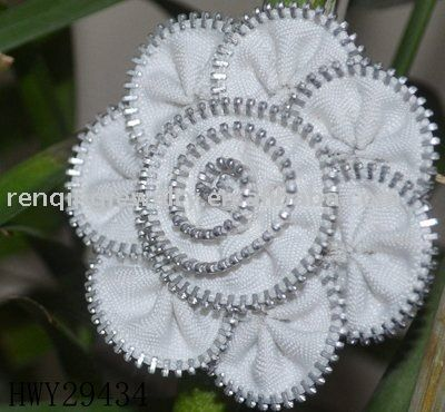 zipper flower                                                                                                                                                      More